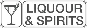 liquour and spirits
