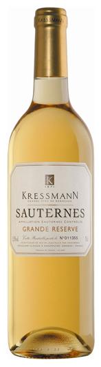 Kressmann A.O.C. Sauternes Grande Reserve, Kressmann (Demi)