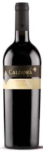 Caldora, I.G.T. Ortonese Rosso, Sangiovese/Merlot