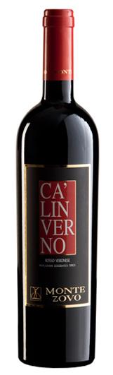 """Monte Zovo I.G.T. Russo del Veronese, Corvina/Rondinella/Croatina/Cabernet """"Ca'Liverno Rosso"""""""
