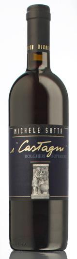 "Michele Satta D.O.C. Bolgheri Superiore, Cabernet/Syrah/Teroldego ""I Castagni"""