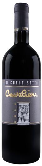 "Michele Satta I.G.T. Toscana, Sangiovese ""Cavaliere"""