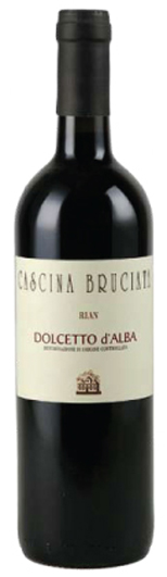 "Cascina Bruciata, D.O.C. Dolcetto d'Alba ""Rian"""