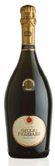 """Cantine Ferrari D.O.C. Trento, Riserva del Fondatore """"Giulio Ferrari"""", Chardonnay"""