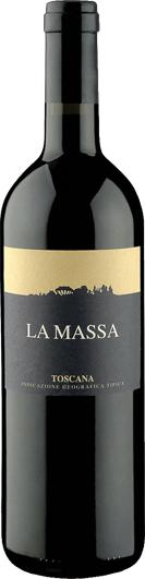 """Fattoria La Massa I.G.T. Toscana, Sangiovese/Merlot/Cabernet """"La Massa"""""""