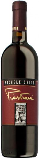 "Michele Satta D.O.C. Bolgheri Rosso, ""Piastraia"" (Demi) Cabernet/Merlot/Syrah/Sangiovese"