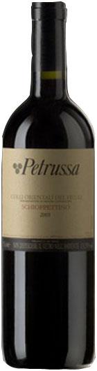 Petrussa, D.O.C. Colli Orientali del Friuli, Merlot Classico