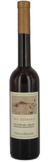 """Tenuta di Ghizzano D.O.C. Vin Santo del Chianti, """"San Germano"""" (Demi)"""