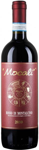 Mocali, D.O.C. Rosso di Montalcino