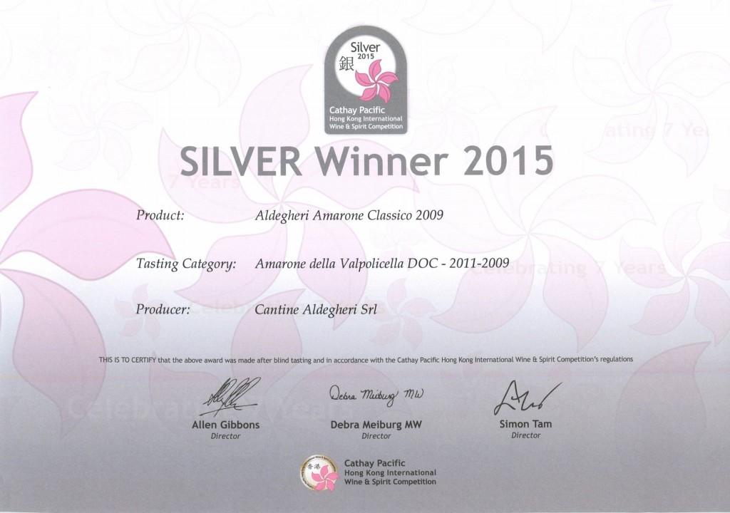 Aldegheri Silver