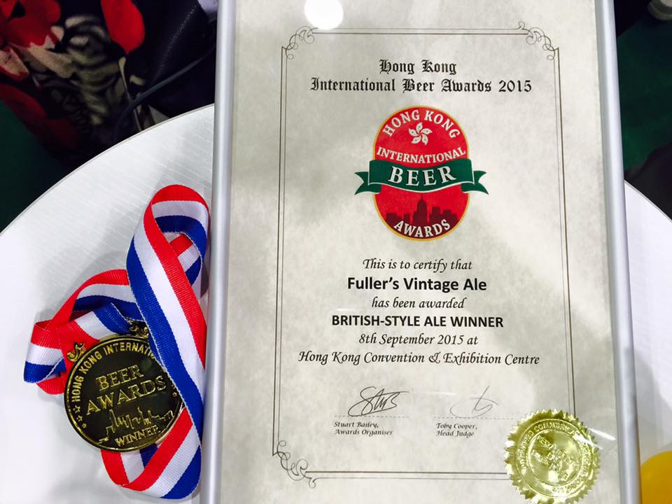 International Beer Awards 2015